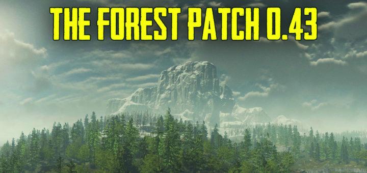 Трейнер Для The Forest 0.21