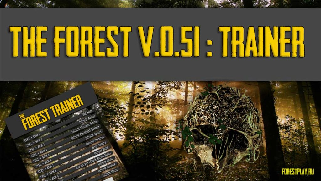 the-forest-51-trainer